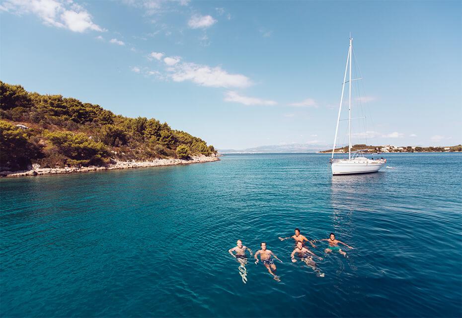 how to get to blue lagoon croatia