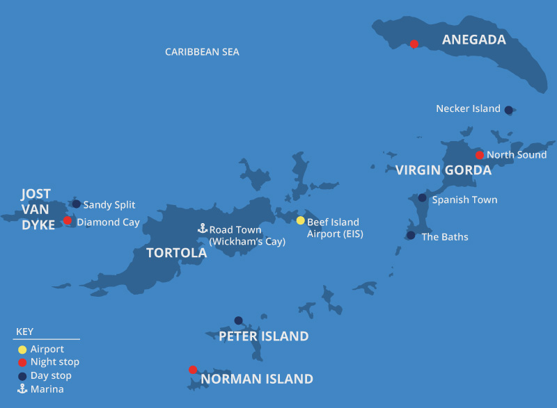 What Islands Does Virgin Own
