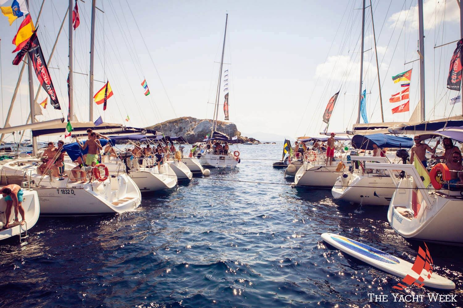The Yacht Week Italy Fotografo Matisse Williams