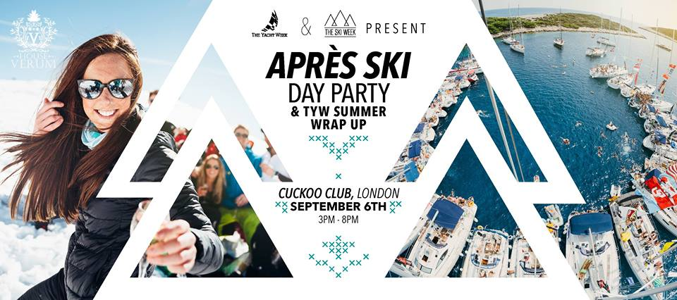 Après Ski Day Party & TYW Summer Wrap Up