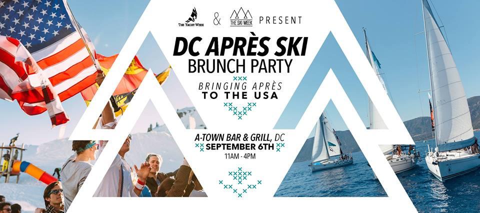 The Yacht Week & The Ski Week Present DC Après Ski Brunch Party