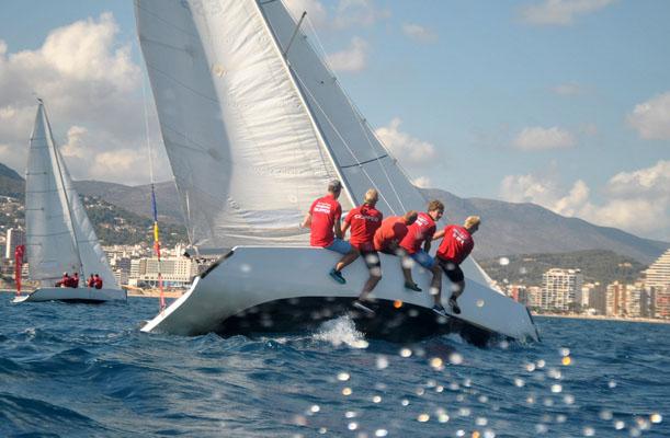 5 yacht week skippers sailing
