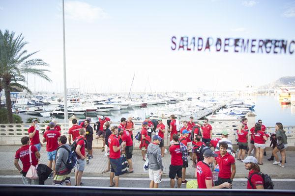 yacht week skippers gathering